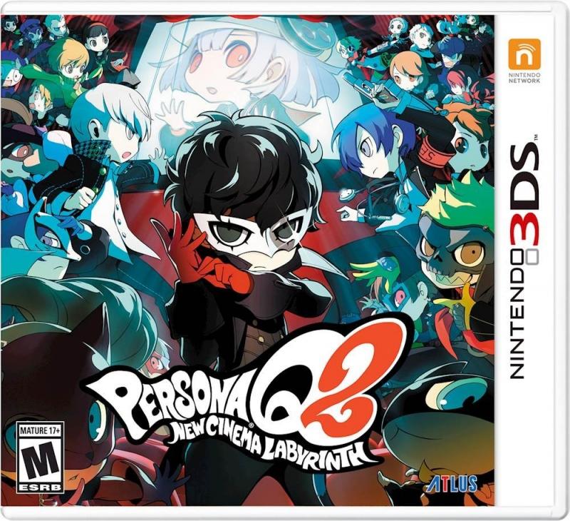 Persona Q2: New Cinema Labyrinth [Gamewise]