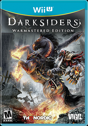 Darksiders: Warmastered Edition Wiki on Gamewise.co