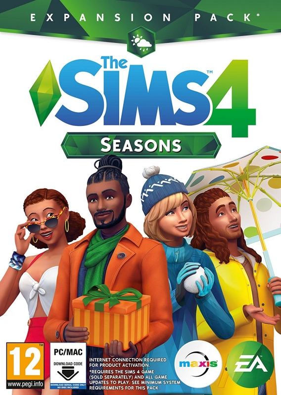 The Sims 4 Seasons on PC - Gamewise