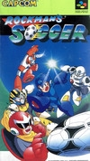 Mega Man Soccer on SNES - Gamewise