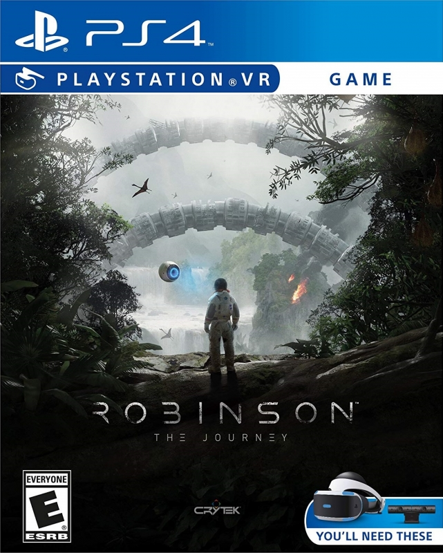 Robinson: The Journey on PS4 - Gamewise