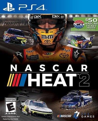 NASCAR Heat 2 Wiki - Gamewise