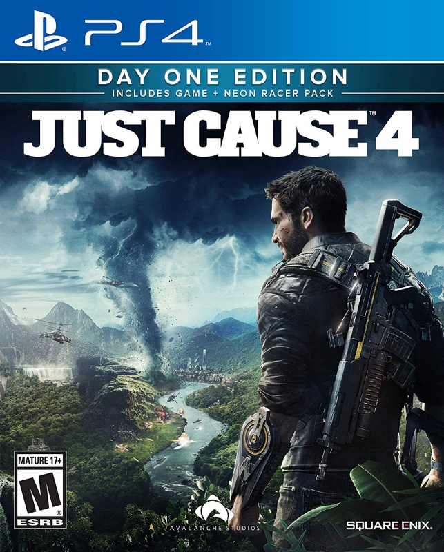 Gamewise Wiki for Just Cause 4 (PS4)
