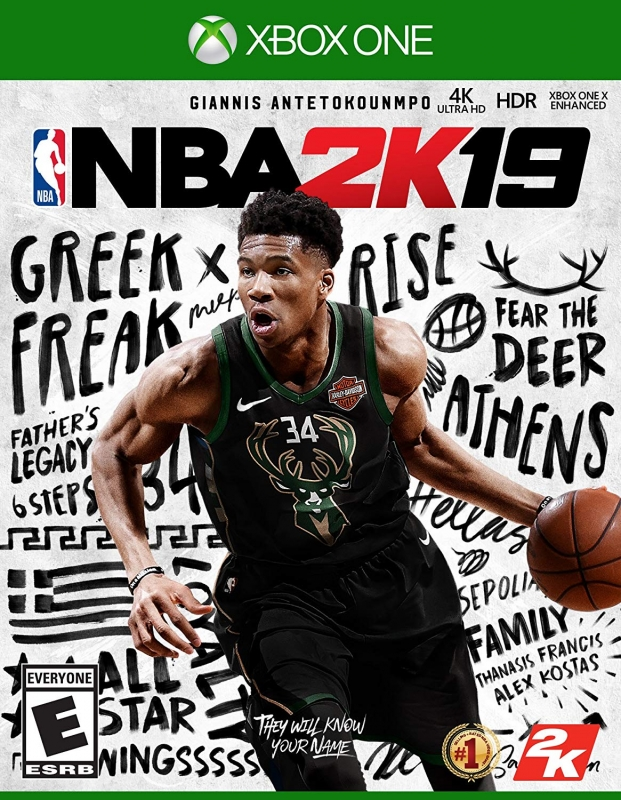 NBA 2K19 for XOne Walkthrough, FAQs and Guide on Gamewise.co