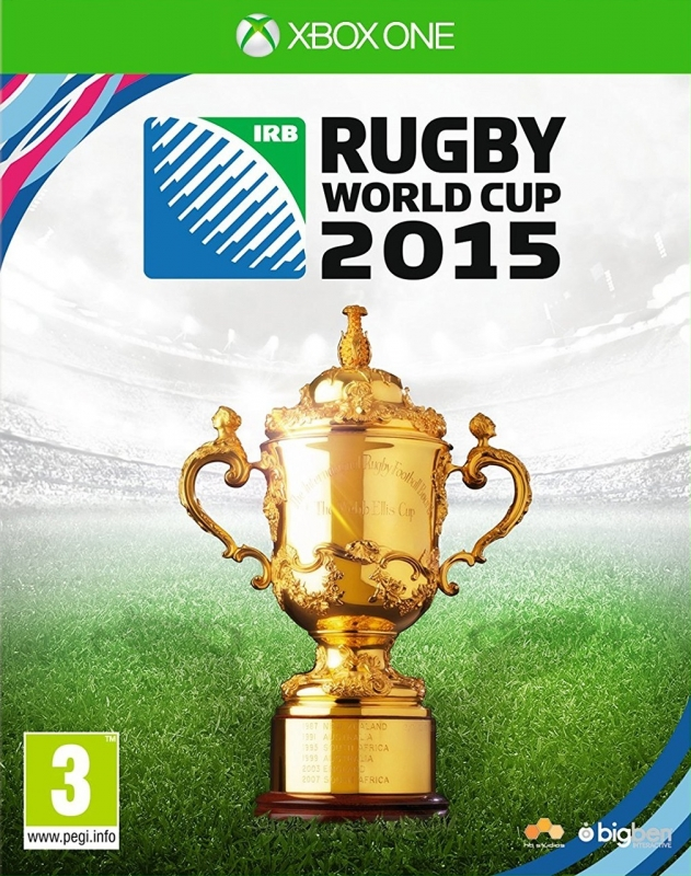 Rugby World Cup 2015 [Gamewise]
