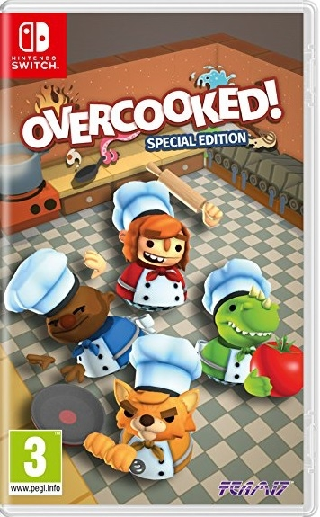Overcooked Special Edition Wiki on Gamewise.co