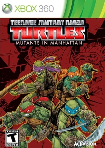 Teenage Mutant Ninja Turtles: Mutants in Manhattan | Gamewise