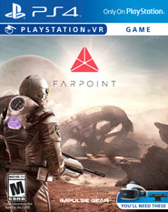 Farpoint on PS4 - Gamewise
