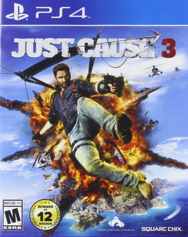 Just Cause 3 for PS4 Walkthrough, FAQs and Guide on Gamewise.co