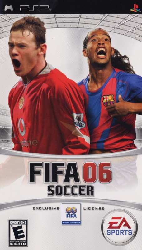 FIFA Soccer 06 on PSP - Gamewise