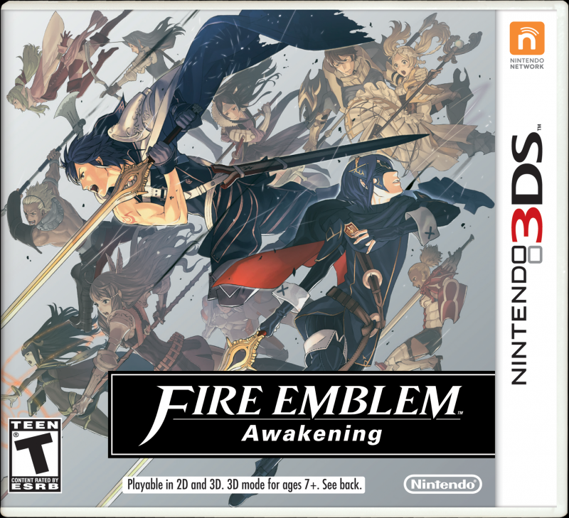 Fire Emblem: Awakening on 3DS - Gamewise