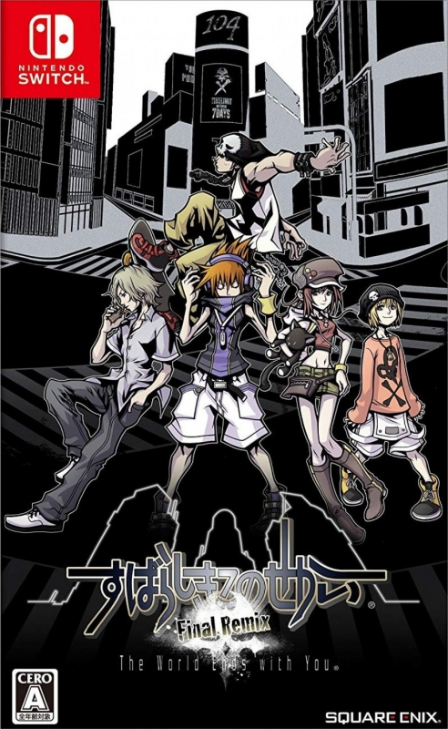 The World Ends with You: Final Remix Wiki on Gamewise.co