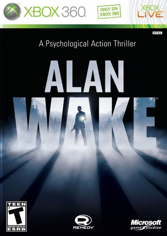 Alan Wake Wiki - Gamewise