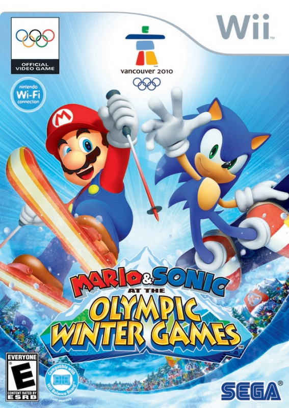 Gamewise Mario & Sonic at the Olympic Winter Games Wiki Guide, Walkthrough and Cheats