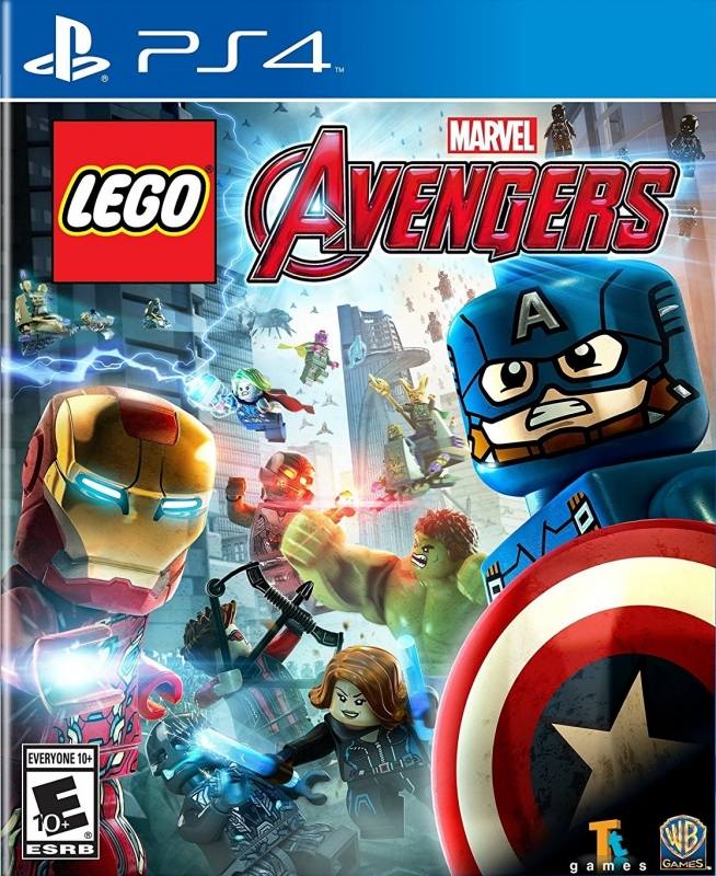 LEGO Marvel's Avengers for PS4 Walkthrough, FAQs and Guide on Gamewise.co