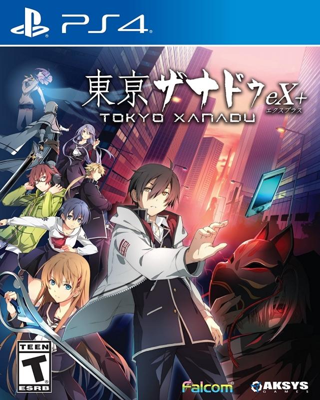 Gamewise Tokyo Xanadu eX+ Wiki Guide, Walkthrough and Cheats
