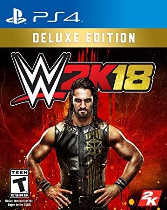 WWE 2K18 Wiki - Gamewise