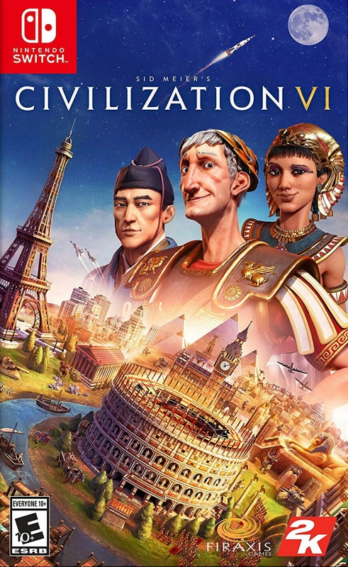 Sid Meier's Civilization VI on NS - Gamewise