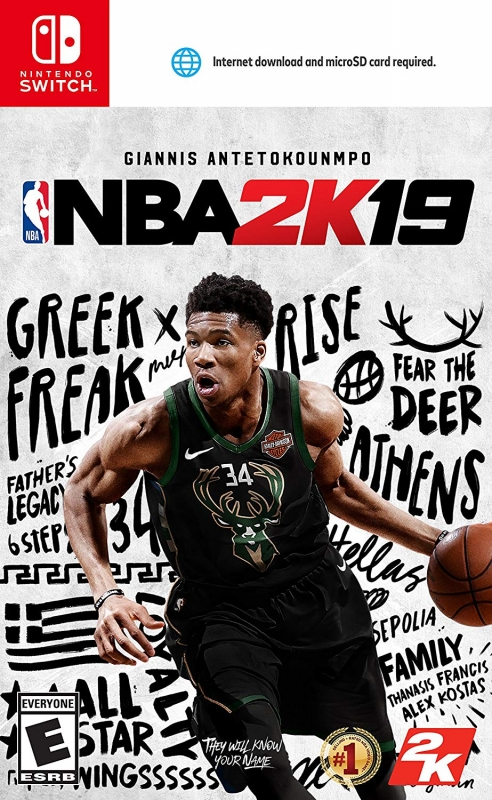 NBA 2K19 on NS - Gamewise
