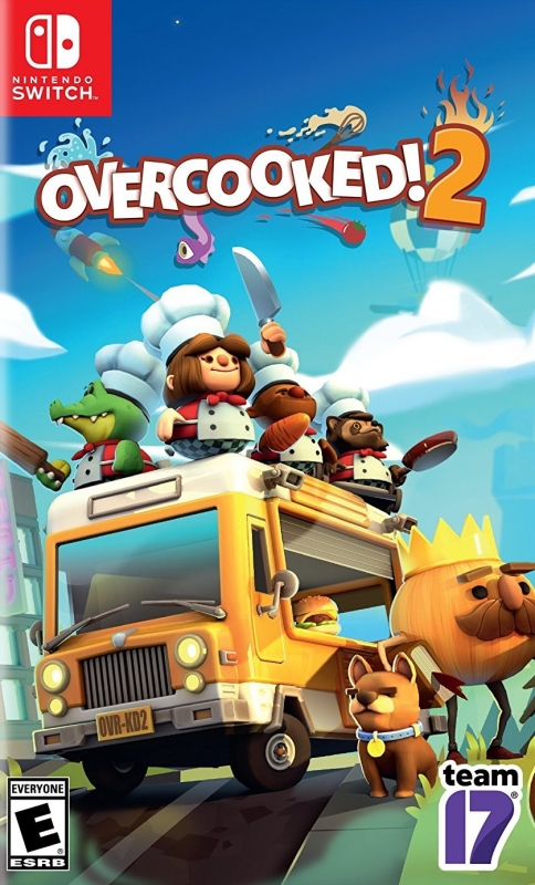 Overcooked! 2 on NS - Gamewise