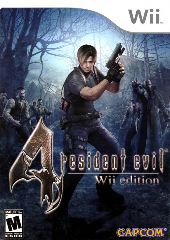 Resident Evil 4: Wii Edition for Wii Walkthrough, FAQs and Guide on Gamewise.co