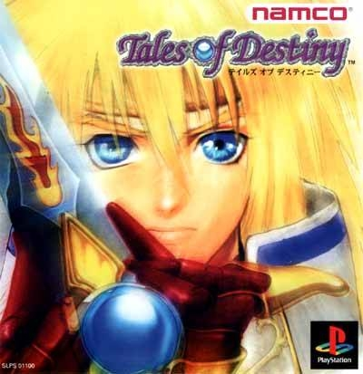 Tales of Destiny for PS Walkthrough, FAQs and Guide on Gamewise.co