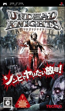 Undead Knights on PSP - Gamewise