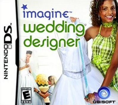 Imagine: Wedding Designer on DS - Gamewise
