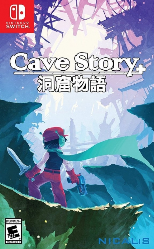 Gamewise Cave Story+ Wiki Guide, Walkthrough and Cheats