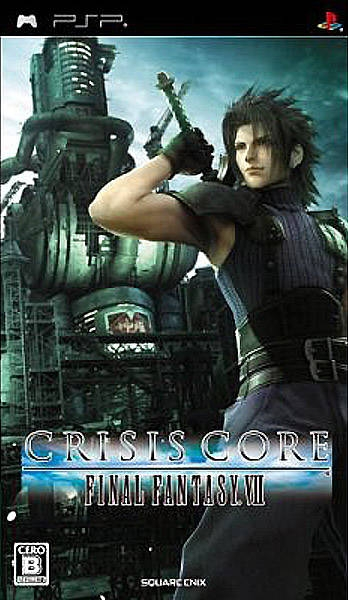 Crisis Core: Final Fantasy VII on PSP - Gamewise