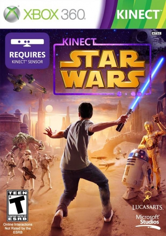 Kinect Star Wars Wiki - Gamewise