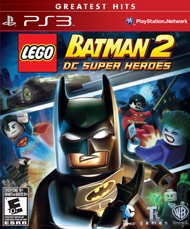 LEGO Batman 2: DC Super Heroes on PS3 - Gamewise