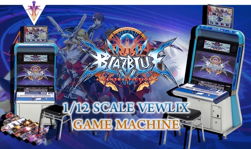 BlazBlue Central Fiction for Arcade - Sales, Wiki, Release