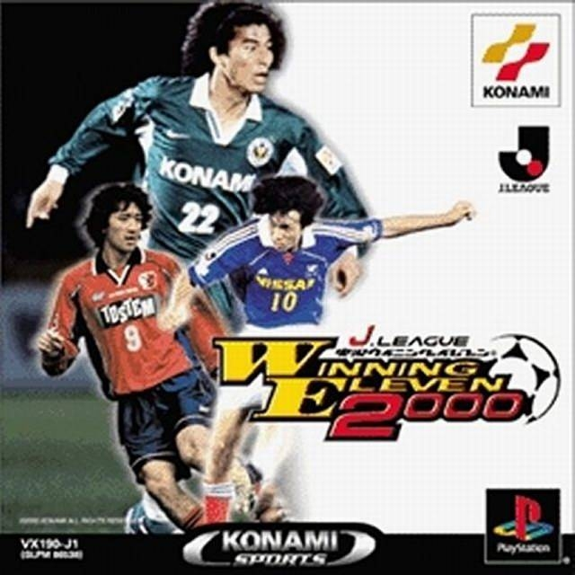 Gamewise J-League Jikkyou Winning Eleven 2000 Wiki Guide, Walkthrough and Cheats