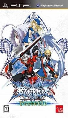 BlazBlue: Calamity Trigger Portable on PSP - Gamewise