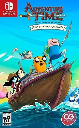 Adventure Time: Pirates of the Enchiridion | Gamewise
