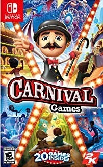 Carnival Games for NS Walkthrough, FAQs and Guide on Gamewise.co