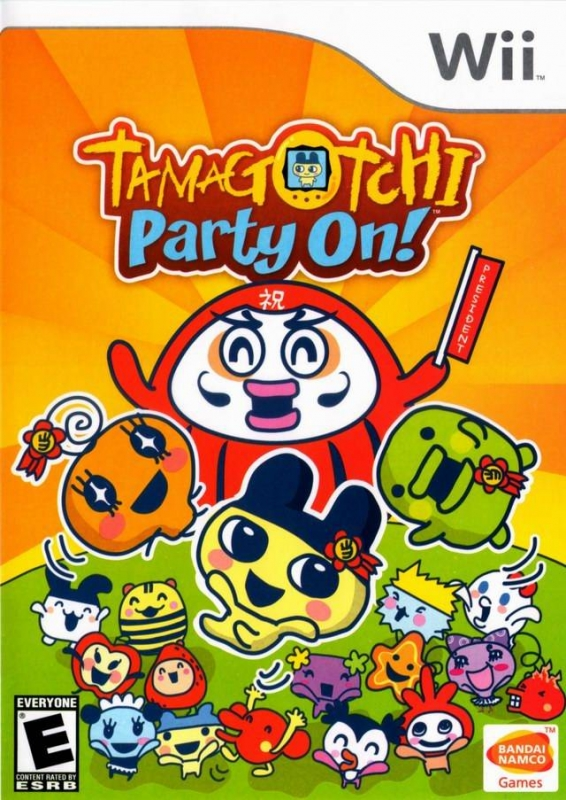 Tamagotchi Party On! | Gamewise