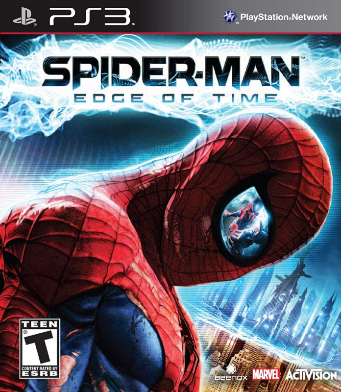 Spider-Man: Edge of Time on PS3 - Gamewise