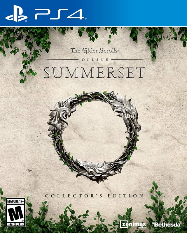 The Elder Scrolls Online: Summerset on PS4 - Gamewise