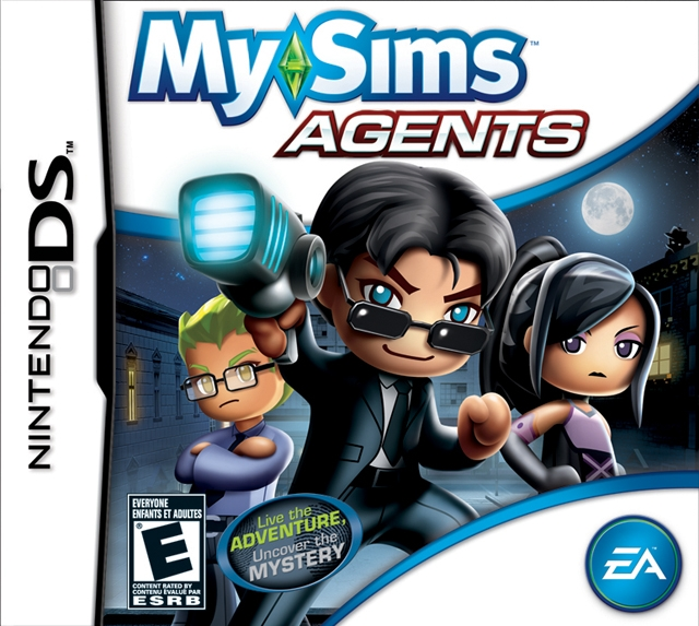 MySims Agents on DS - Gamewise