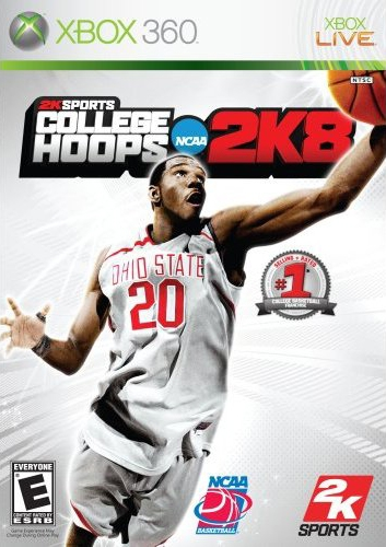 College Hoops 2K8 on X360 - Gamewise
