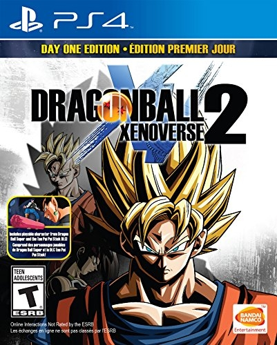 Dragon Ball: Xenoverse 2 on PS4 - Gamewise