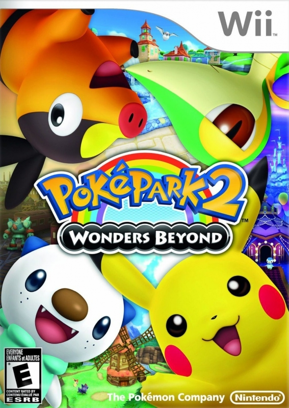 PokePark 2: Wonders Beyond on Wii - Gamewise