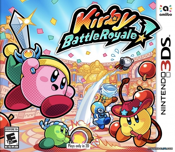 Kirby: Battle Royale [Gamewise]