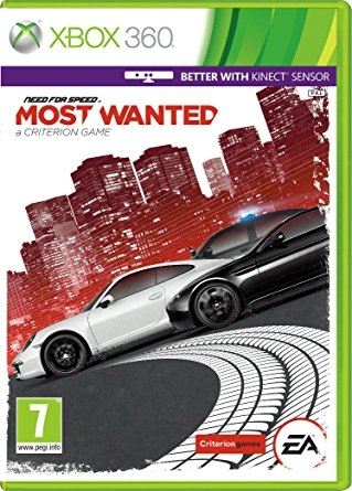 Need for Speed: Most Wanted on X360 - Gamewise