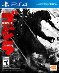Godzilla (2015) on PS4 - Gamewise