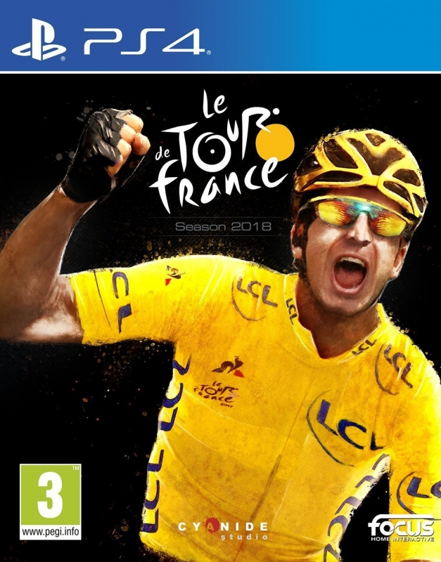 Tour de France 2018 for PS4 Walkthrough, FAQs and Guide on Gamewise.co