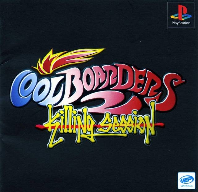 Cool Boarders 2 on PS - Gamewise