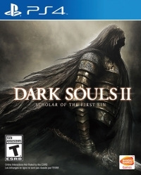 Dark Souls II: Scholar of the First Sin on PS4 - Gamewise